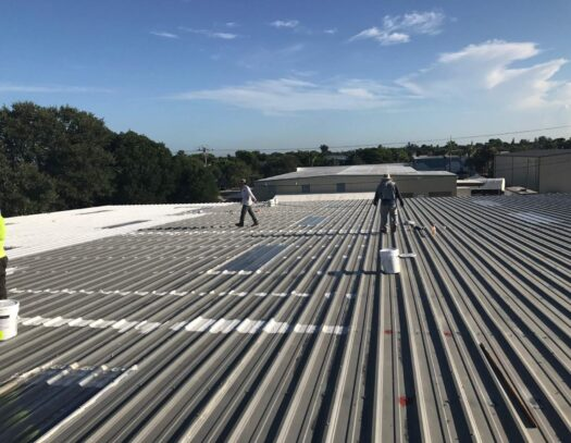 Commercial Metal Roofing-Largo Metal Roofing Company