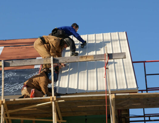 Metal Roof Replacement Services-Largo Metal Roofing Company