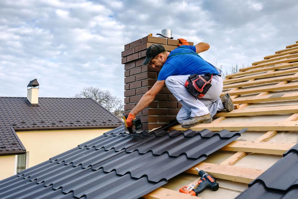 Metal Roofing Contractors-Largo Metal Roofing Company