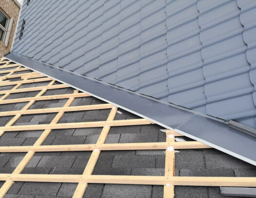 New Construction Metal Roofing-Largo Metal Roofing Company